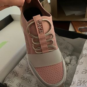 Brand new sneakers never worn